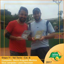Val Tennis - B