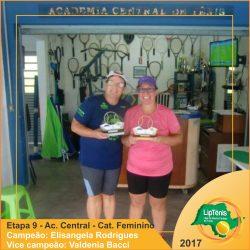 Central - Feminino