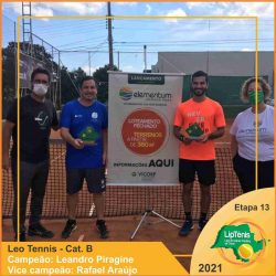 Leo Tennis - B