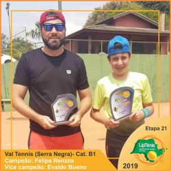 Val Tennis - B1